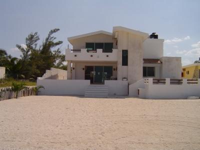 Chicxulub Vacation Rental Beach House,Casa Magica, Yucatan
