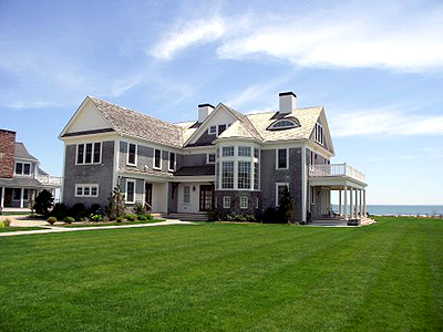 Stunning Oceanfront Estate on Cape Cod