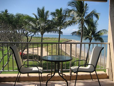 Direct Beachfront/Ocean view Condo